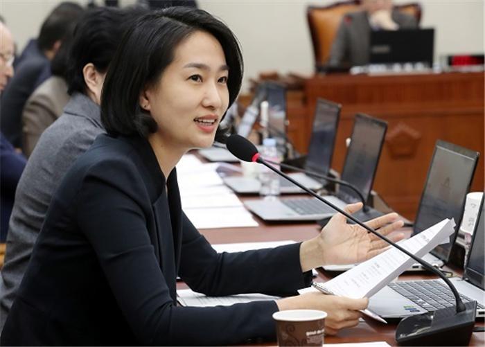 김수민 의원, '공공기관, 스타트업 침해 금지' 법안 발의