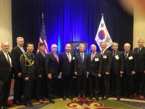 미국내 최대 지한파 단체인 KDVA, 북한 위협 대응책 집중 점검