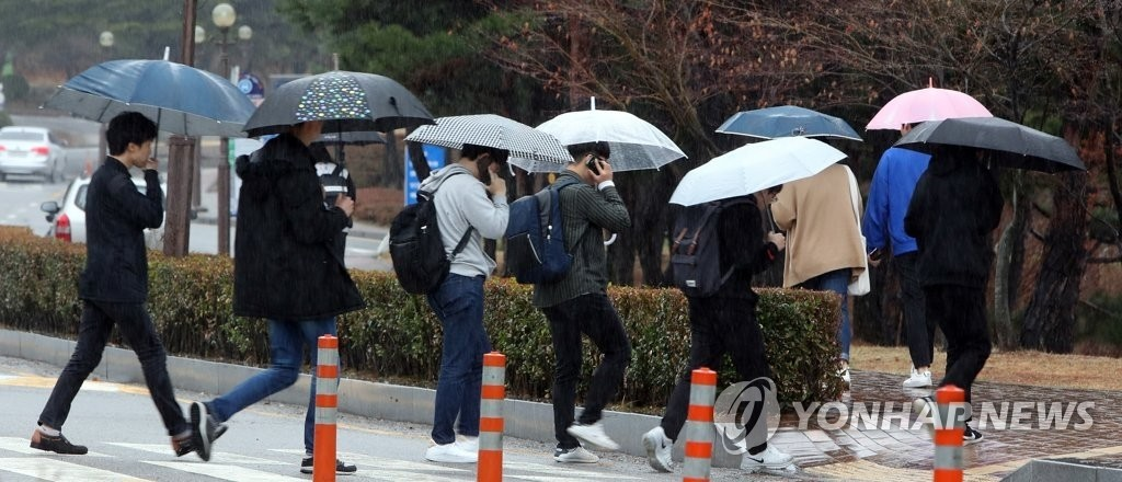 오늘 날씨는 '맑고 포근'..다음주는 '흐리고 비' 많아