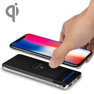 Qi 3대 동시 무선충전기 휴대폰보조배터리
