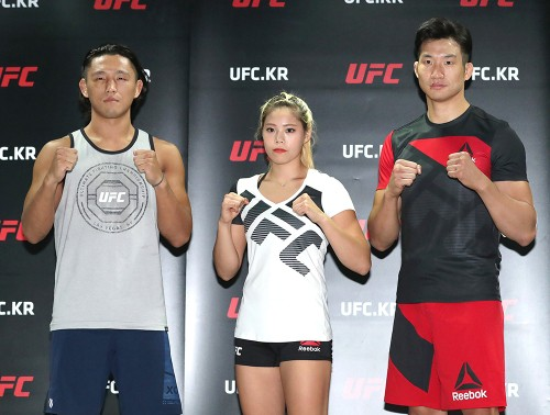 UFC 김동현B, 고미 다카노리 1R 격파…임현규 전찬미는 쓴잔