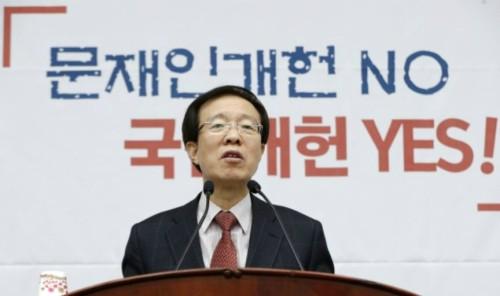 홍준표가 자신하던 '이석연 서울시장 카드'…결국 불발탄