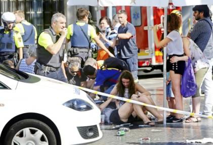 공포 휩싸인 스페인… 테러 안전지대가 없다