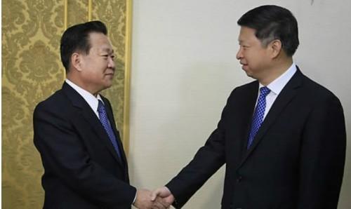 시진핑 특사, 김정은에 앞서 北2인자 최룡해 만나