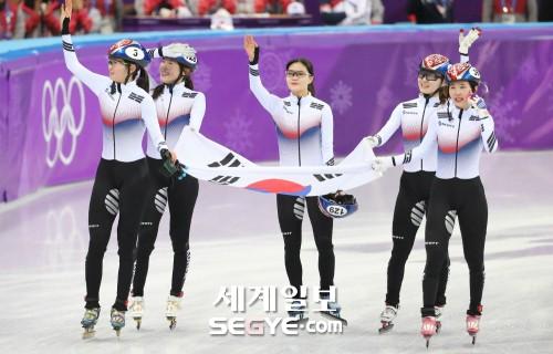 김아랑·최민정·심석희…1000m 준결승 안착
