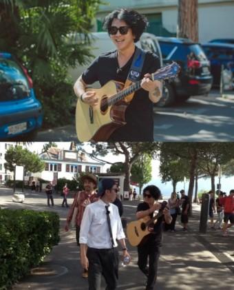 윤도현, '비긴어게인'서 걸으며 노래하는 '워킹 버스킹' 선보여
