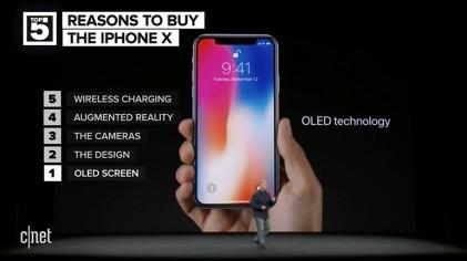 기약 없는 아이폰X, 그래도 꼭 사야 하는 이유 톱5