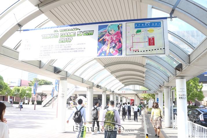 일본게임의 현재와 미래가 이 곳에!