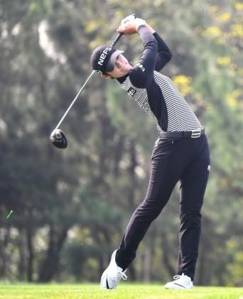 박성현, LPGA 볼빅 챔피언십 2R 2타 차 단독 선두