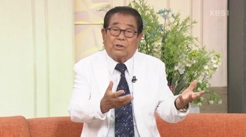 송해, 20일 부인상…독감 퇴원 직후 비보 접해