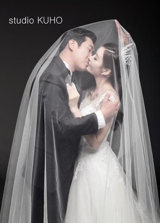 """한수연♥김혁민 결혼, 은근히 섹시한 웨딩화보 봤더니? """"너무 아름다워"""""""