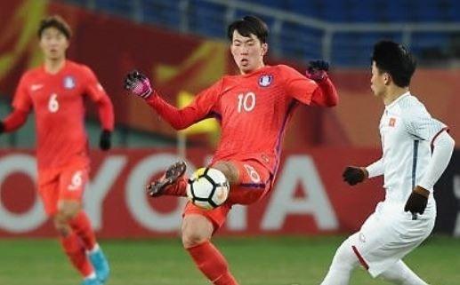 '한국 말레이시아' 10초 만에 터진 조재완 왼발 슛