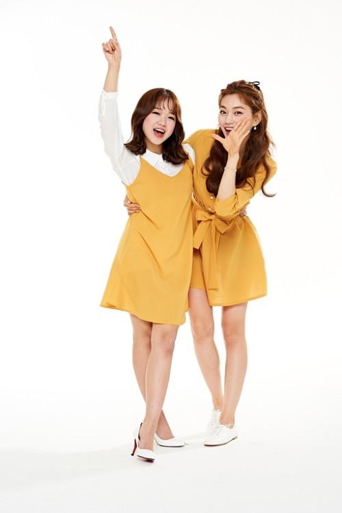 '청춘마루' 모델 김도연·최유정 선정 외