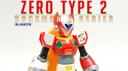 반다이 D-Arts 제로 TYPE 2 / Bandai D-Arts ZERO TYPE 2