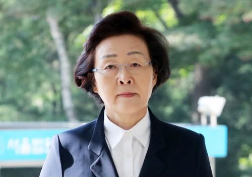 """신연희 """"文, 탄핵 앞장서 비방메시지 발송"""""""
