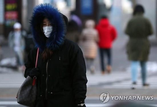 전국 강추위 계속…서해안·호남 '눈·비'