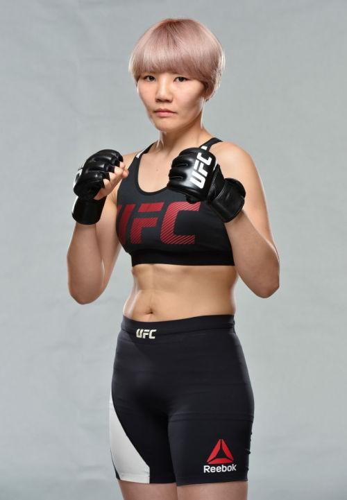 'UFC 여전사' 김지연, 플라이급 전향… 1월 데뷔전
