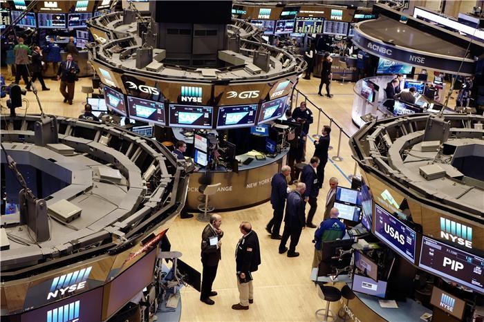 (뉴욕개장)미 국채금리 상승·월마트 실적 부진에 하락 출발