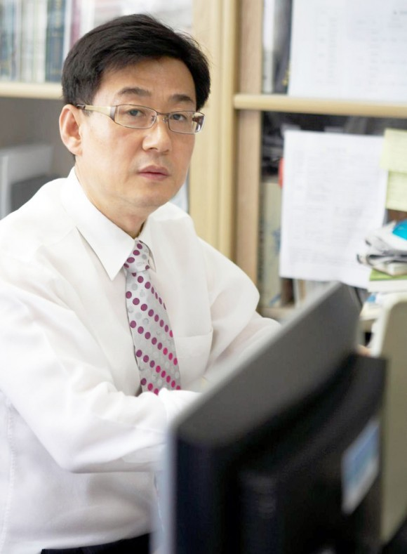 김준홍 교수, 경북정책연구원 신임 원장 선임