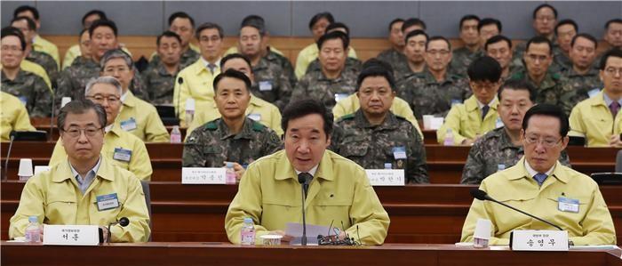 """이낙연 """"평창동계올림픽 안전 확보에 집중"""""""
