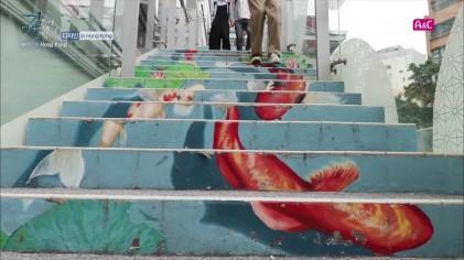 이태호의 계단 벽화