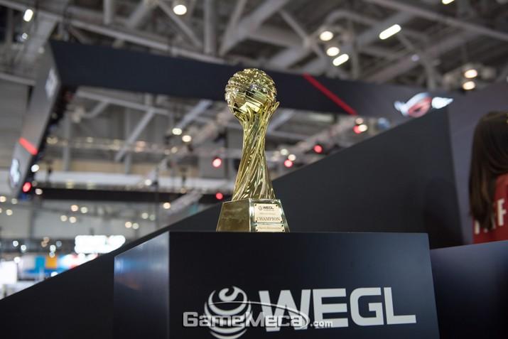 테란과 이영호, WEGL 스타 1 슈퍼 파이트 8강 시작