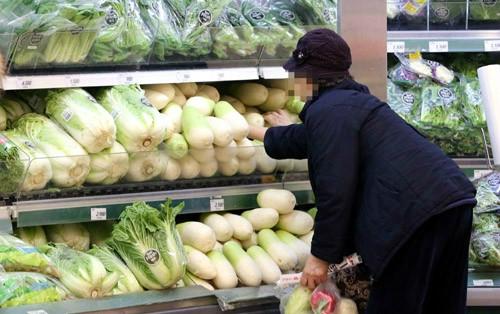 무 84·수박 54% 급등…농산물값 급등