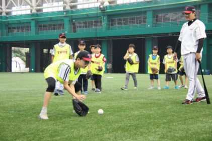 LG, 유치원·초등학교 대상 챔피언스파크 체험 프로그램 실시