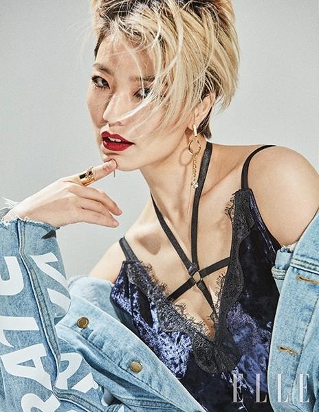 안영미, 강렬한 섹시미 발산 '소화력甲'